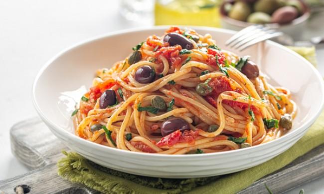 Рецептата Dnes: Спагети путанеска с аншоа