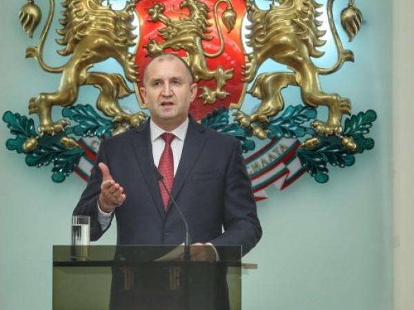 Президентът Румен Радев ще се срещне с фармацевтите. Повод е
