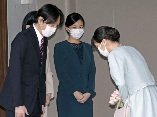 Японската принцеса Мако се омъжи днес за своя избраник Кей