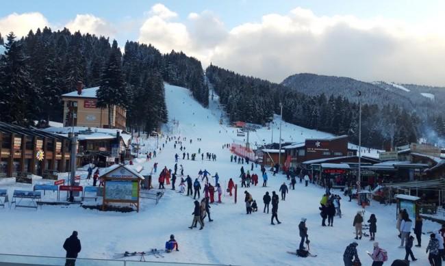 Боровец и Банско с челни позиции в класация за най-евтините зимни курорти