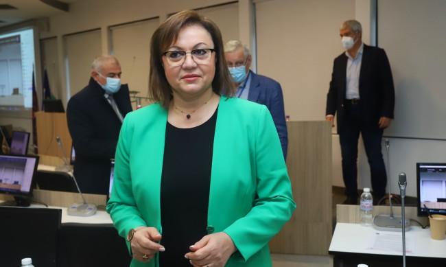 Нинова: Най-големият натиск ми е оказван за Истанбулска конвенция