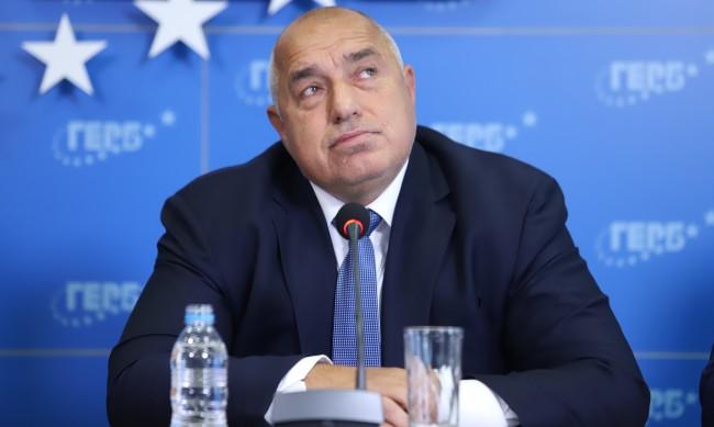 Бойко Борисов: Българите вече може само Господ да ни спаси