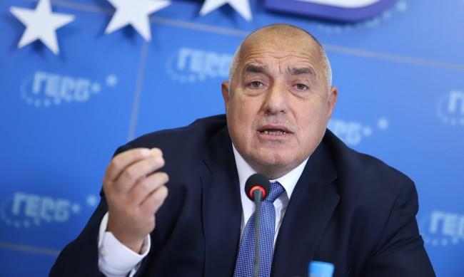 Борисов: Петков не ме вълнува, Радев е нарушил Конституцията