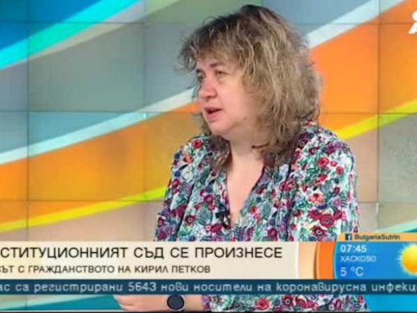 Конституционният съд обяви, че назначаването на Кирил Петков за министър