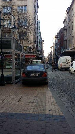 Паркиране на
