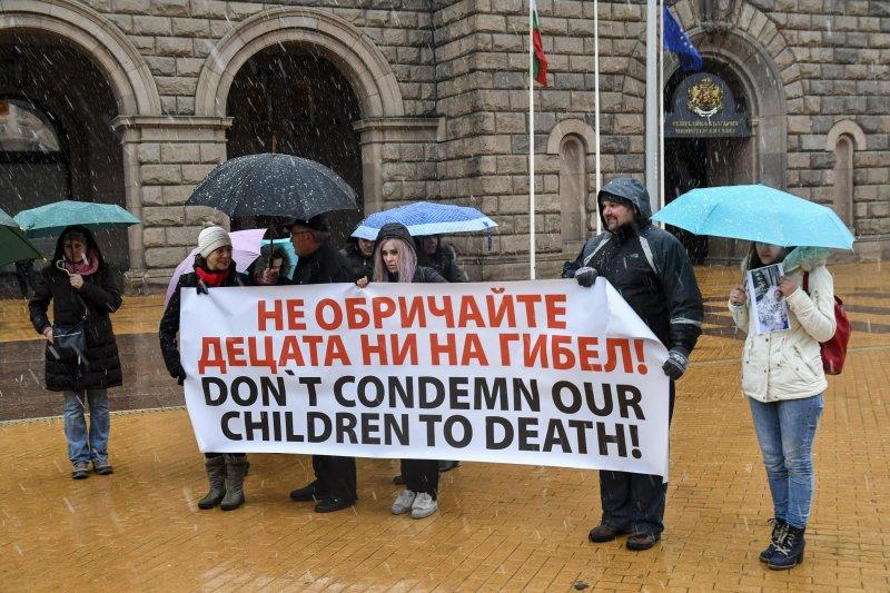 Протест пред МС: Колко струва детският живот в България?