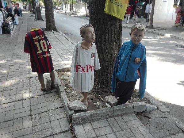 Стрийт хорър от Варна
