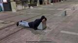 СССГ – студенти спят на студено по