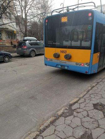Нова линия в София