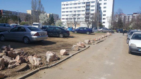 Студентски паркинг