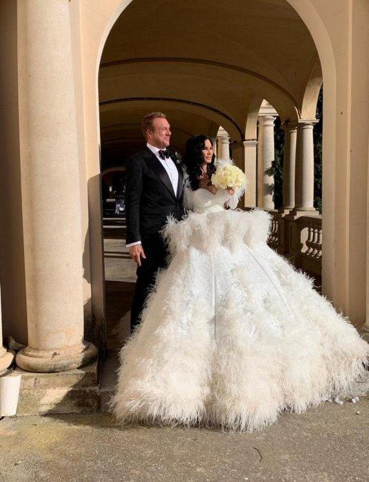 Сватба за милиони: Цеци Красимирова и Майкъл Струмейтис
