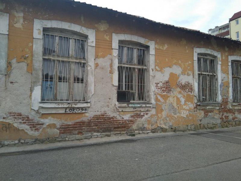 HelpBook сигнали: Опасни, рушащи се сгради в София