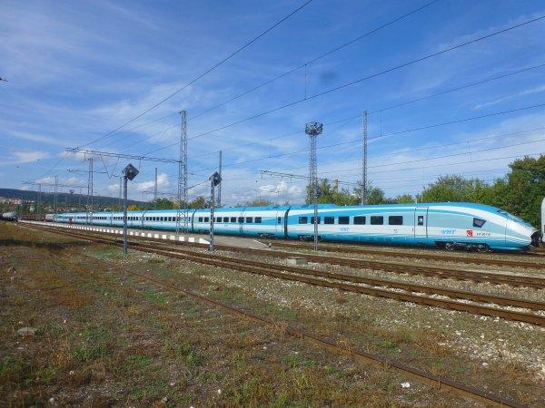 Поредното Siemens Velaro за Турция