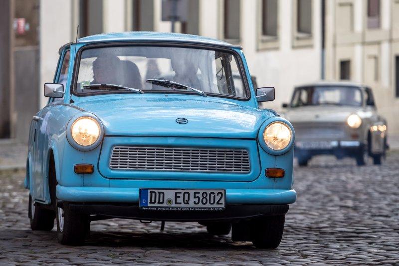 30 години след края: Трабантът остава безсмъртният автомобил от ГДР