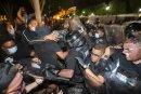 Недоволството в САЩ срещу полицейското насилие стигна и пред Белия дом
